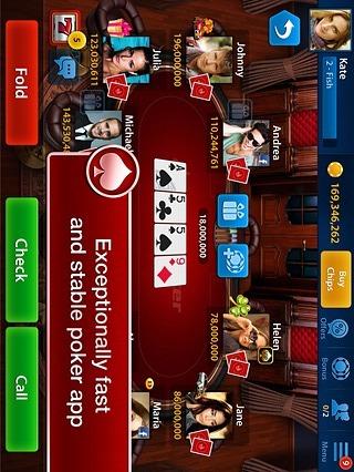 Celeb Poker Free