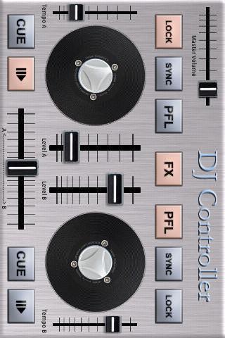 DJing远程控制