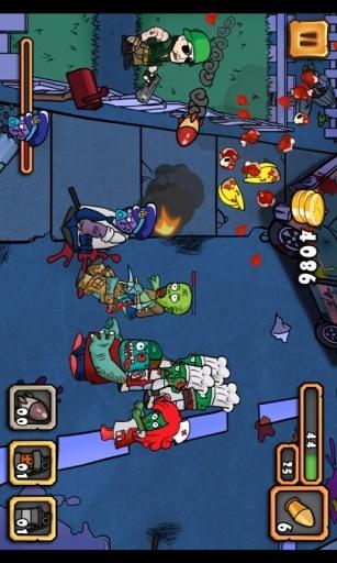 玩免費遊戲APP 下載僵尸围城(单机版) app不用錢 硬是要APP