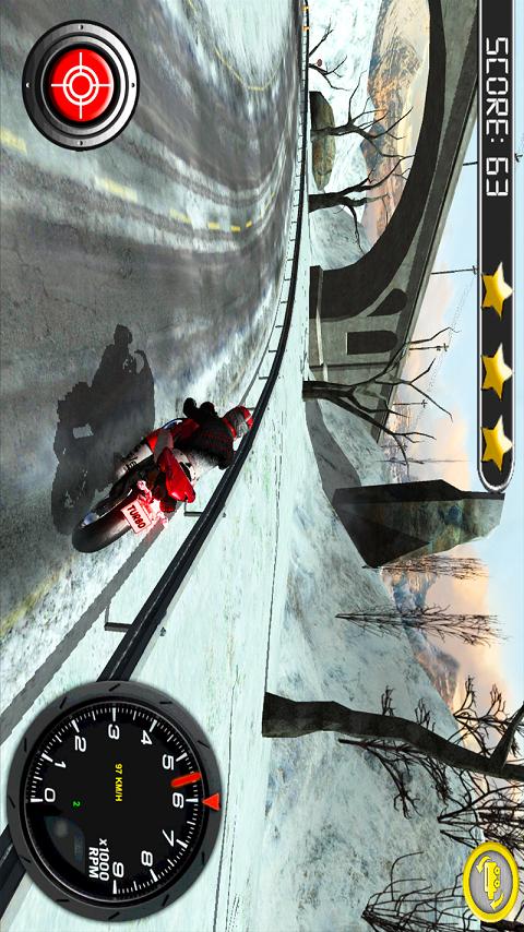 玩免費賽車遊戲APP|下載雪地摩托赛手 app不用錢|硬是要APP