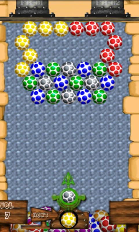 玩免費棋類遊戲APP|下載泡泡龙游戏(单机版) app不用錢|硬是要APP