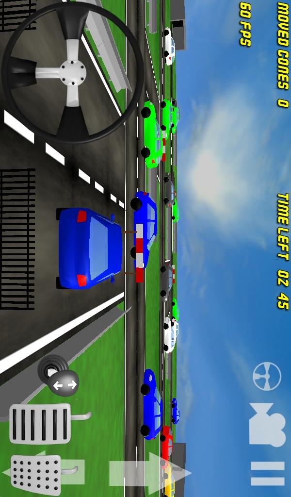 Traffic Parking