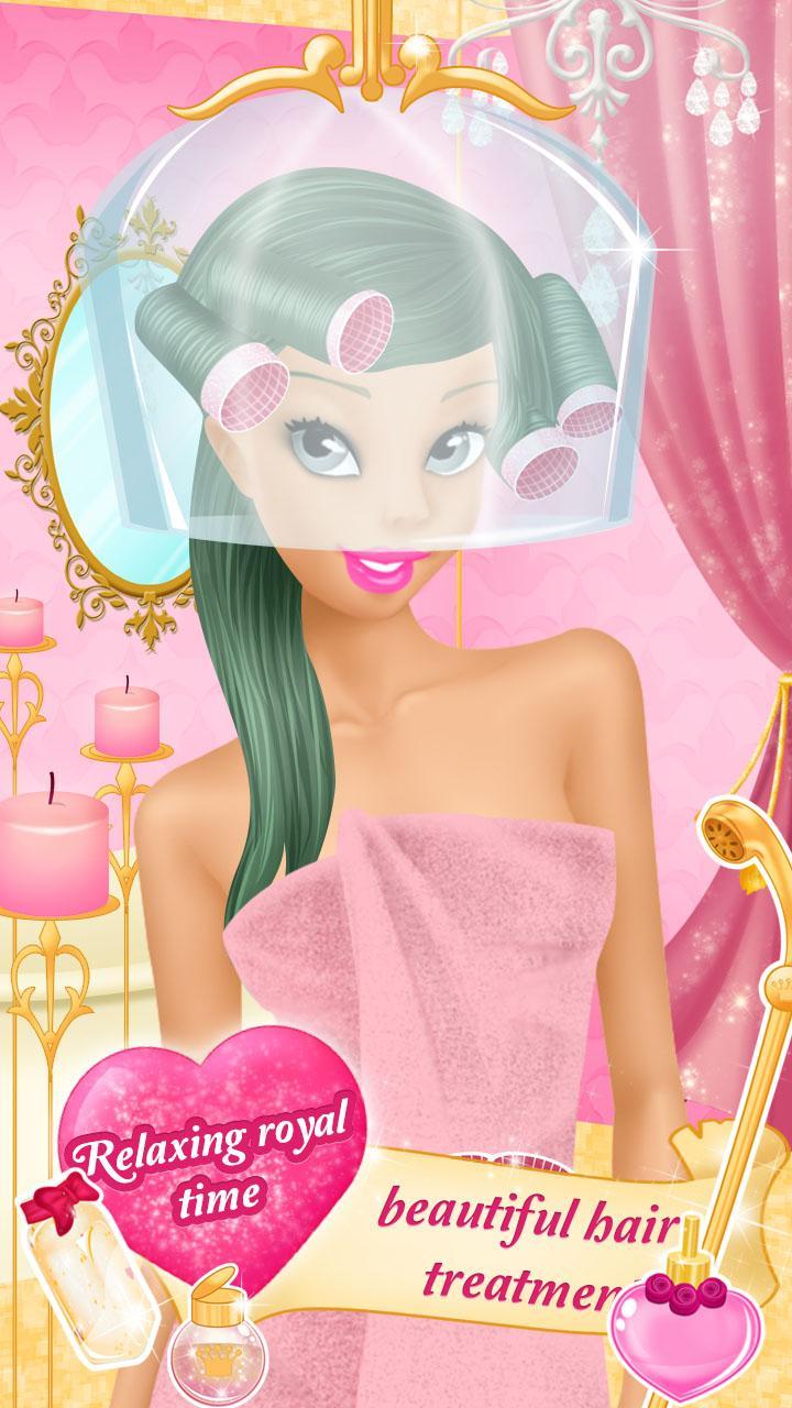 粉红公主皇家水疗沙龙 玩遊戲App免費 玩APPs