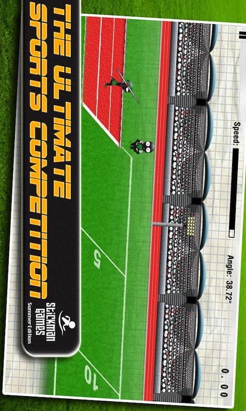 【免費體育競技App】Stickman Games-APP點子