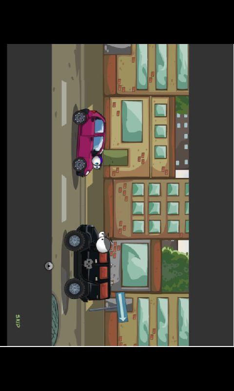 汽车勇士 賽車遊戲 App-癮科技App
