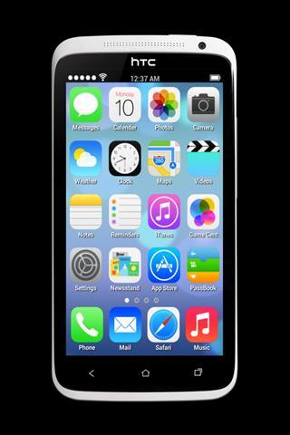 IPhone 5 s主题