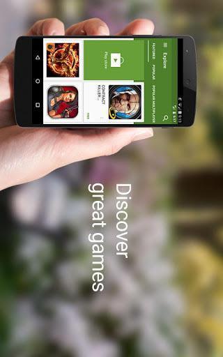 Google Play游戏-应用截图
