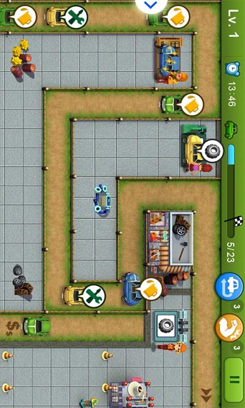 玩遊戲App|小小车站免費|APP試玩