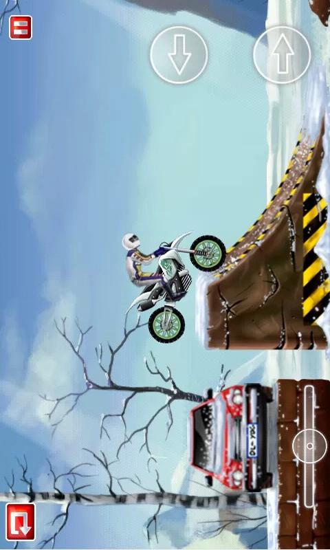 小摩托闯关
