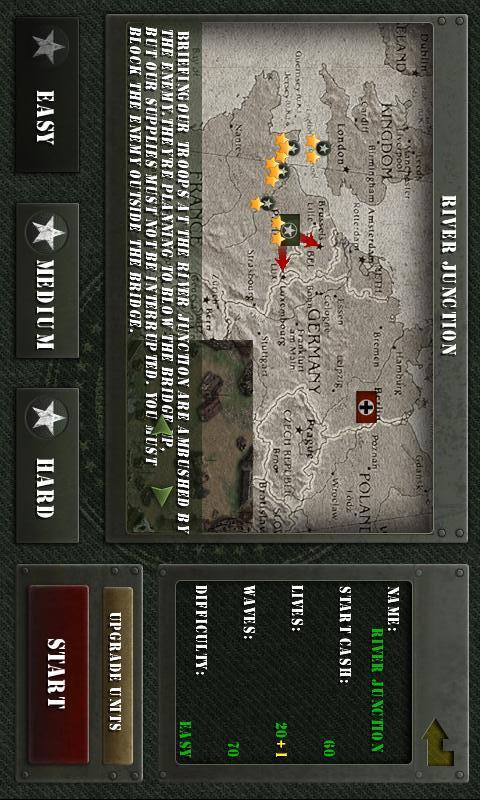【免費遊戲App】光荣的士兵-APP點子
