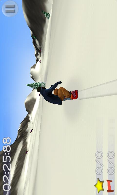 3D滑雪大赛