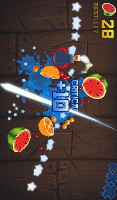 切水果游戏 单机版