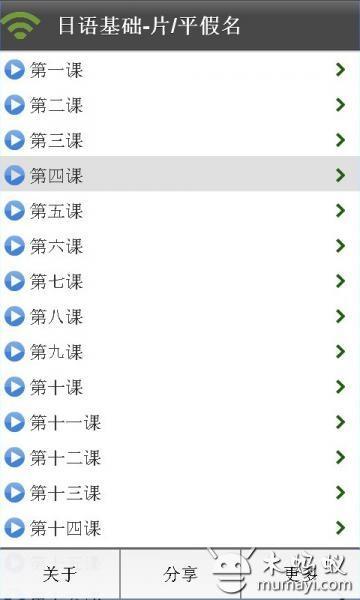 3A日语基础 片 平假名
