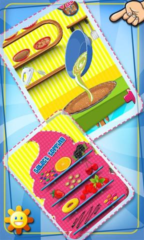 冰淇淋馅饼机|玩遊戲App免費|玩APPs