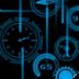 霓虹时钟动态壁纸 個人化 App LOGO-APP開箱王