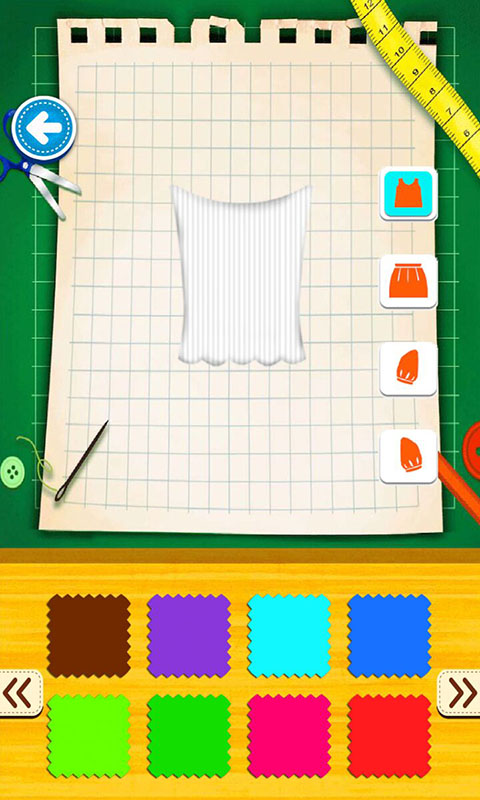 3D时尚女孩换装游戏-应用截图