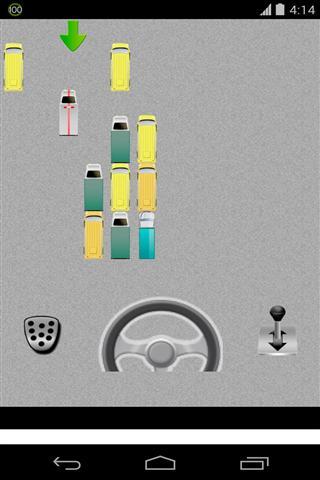 救护车停车游戏