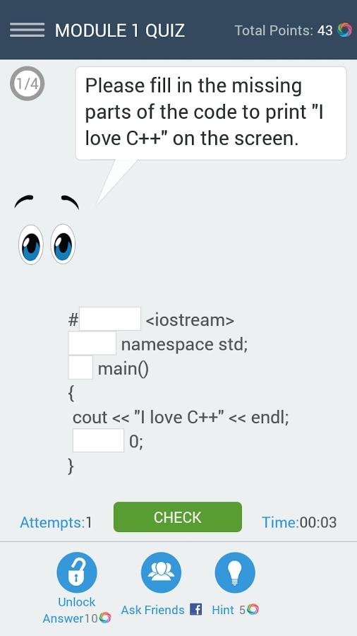 学习C++-应用截图