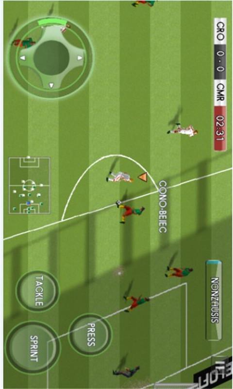 【免費體育競技App】真实足球2014-APP點子