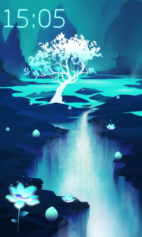 灵泉-锁屏精灵