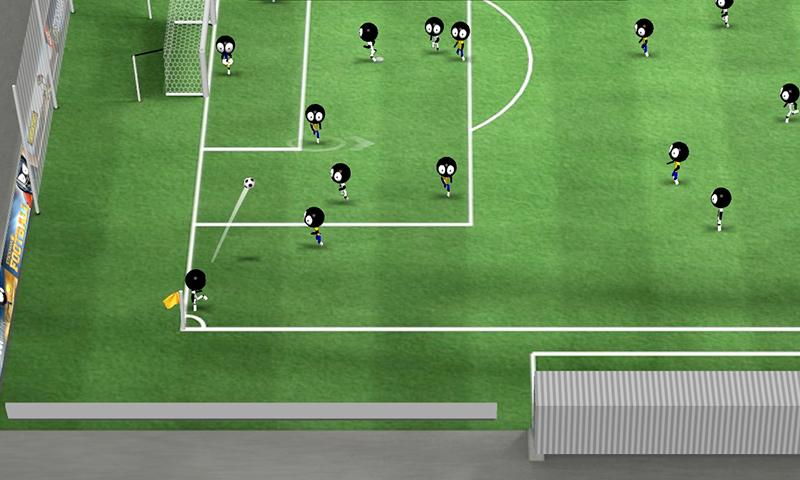 火柴人足球2016 Stickman Soccer 2016-应用截图