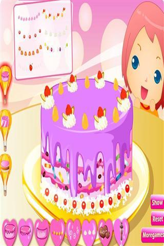 我愛做蛋糕