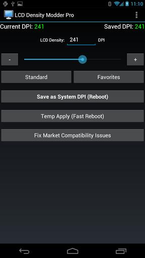 分辨率修改器 LCD Density Modder Pro