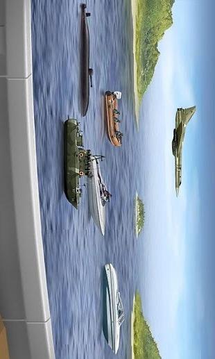 【免費動作App】快艇射击-APP點子