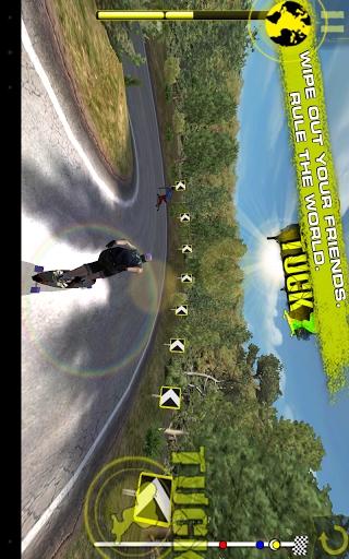 【免費體育競技App】极限滑板 Downhill Xtremev-APP點子
