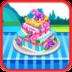 安娜公主婚礼蛋糕 休閒 App LOGO-APP開箱王