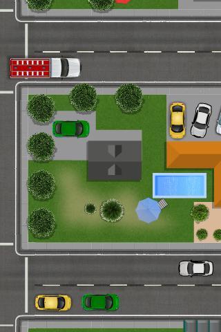 汽车站停车 Bus Stop Parking|玩棋類遊戲App免費|玩APPs