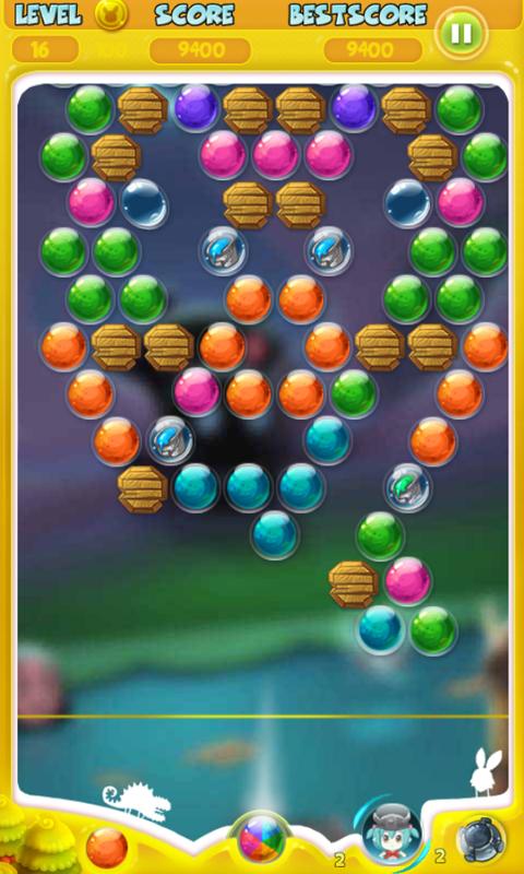 奇幻泡泡-应用截图
