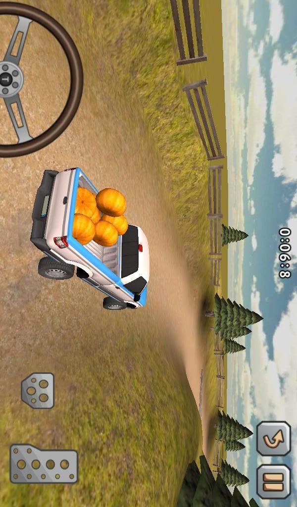 越野车挑战赛
