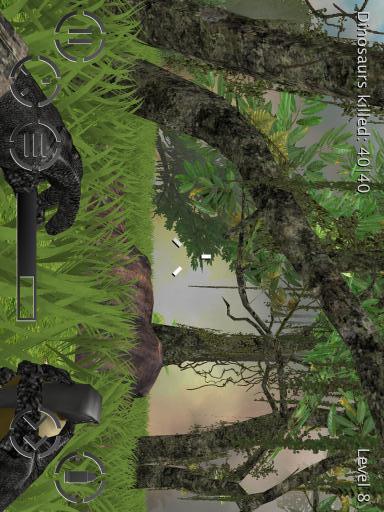 恐龙猎人:生存游戏-应用截图