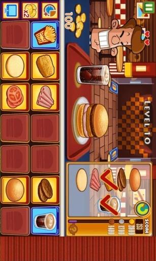 汉堡世界 遊戲 App-癮科技App