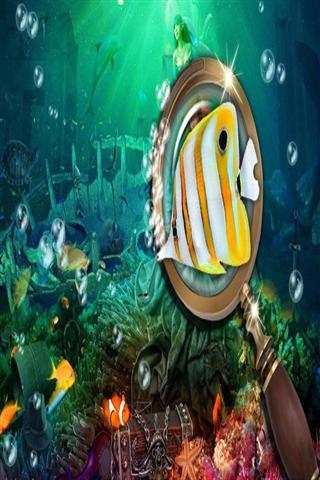 玩遊戲App|美人鱼的故事免費|APP試玩