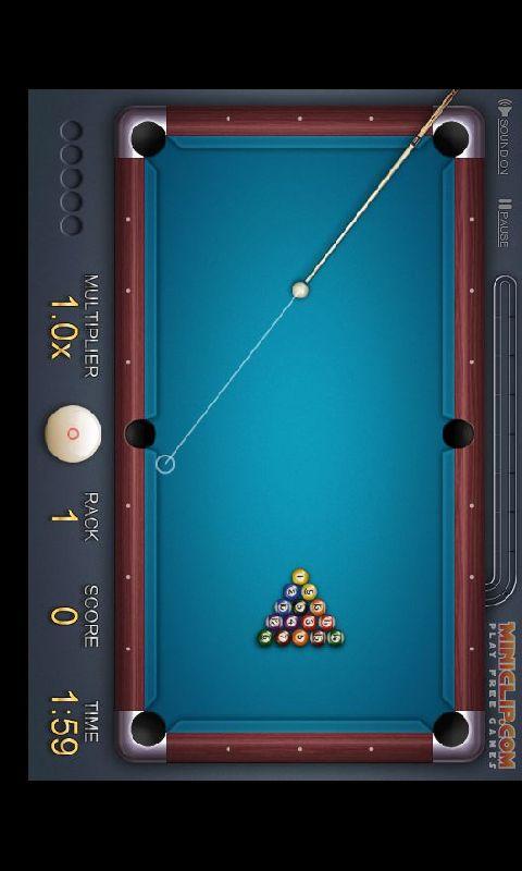 2D黑8桌球(经典版)|玩體育競技App免費|玩APPs