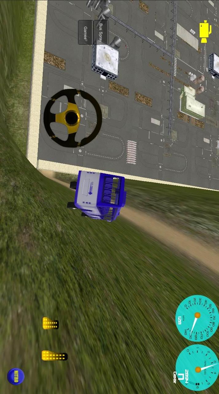 公车驾驶3D