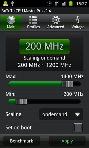 Cpu Gauge Pro - Android Apps on Google Play