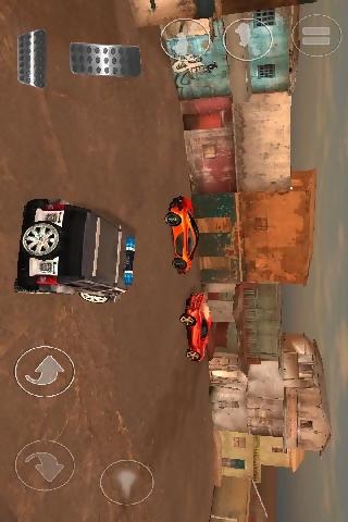 疯狂的警察4 賽車遊戲 App-愛順發玩APP