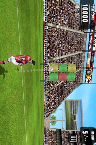 【免費體育競技App】3D橄榄球-APP點子